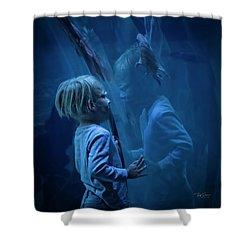 Underwater Dreams Shower Curtain