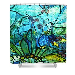 Underwater Fantasy Shower Curtain