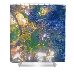 Underwater Magic Shower Curtain