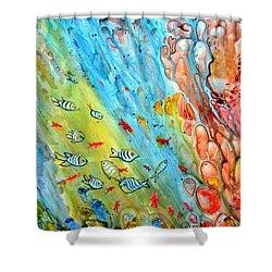 Underwater Magic Series 4 Shower Curtain