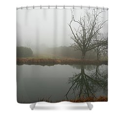 Underworld Guardian  Shower Curtain