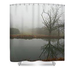 Underworld Guardian  Shower Curtain