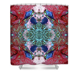 Unearthed Beauty Shower Curtain