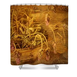 Unforgettable Shower Curtain by Wallaroo Images