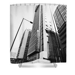 Union Bank Hq, Marina Shower Curtain