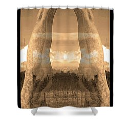 Union Of Self Shower Curtain