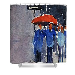 Union Square2 Shower Curtain by Tom Simmons