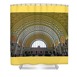 Union Station 12 Shower Curtain