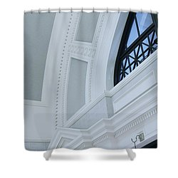 Union Station Shower Curtain