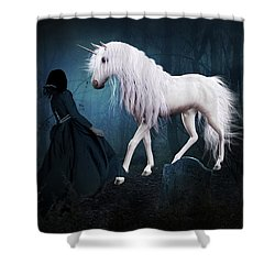 Unique And Extraordinary Shower Curtain