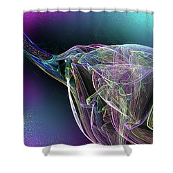 Universal Elle-phant Shower Curtain