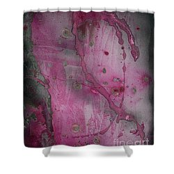 Universal Goddess 2 Of 3 Shower Curtain by Talisa Hartley