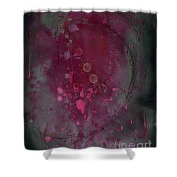 Universal Goddess 3 Of 3 Shower Curtain