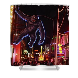Universal King Kong Shower Curtain