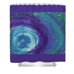 Universal Love Shower Curtain