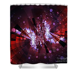 Universal Shower Curtain by Michelle H