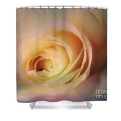 Universal Rose Shower Curtain