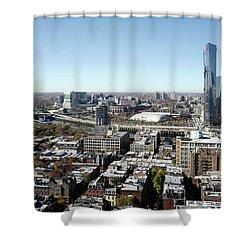 University City - Philadelphia Shower Curtain