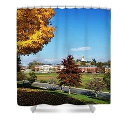 University Of North Georgia Shower Curtain