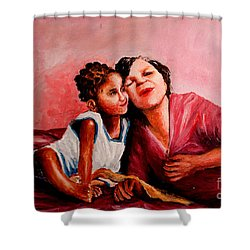 Unlimited Love Shower Curtain