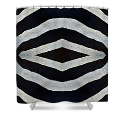 Shower Curtain featuring the photograph Untamed by Tony Beck