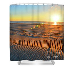 Until Then My Love Shower Curtain
