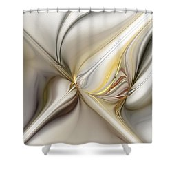 Untitled 02-16-10 Shower Curtain by David Lane