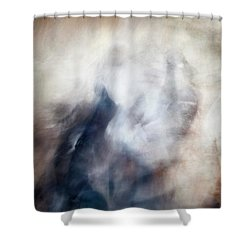 Untitled #0243, From The Soul Searching Series Shower Curtain