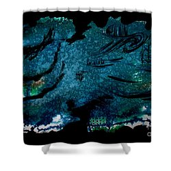 Untitled-108 Shower Curtain