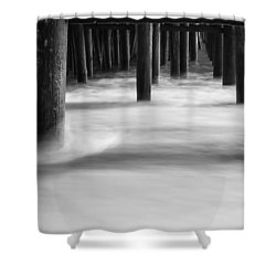 untitled 10B Shower Curtain by Catherine Lau