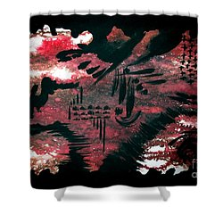 Untitled-113 Shower Curtain
