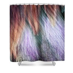 Untitled #1160169, From The Soul Searching Series Shower Curtain