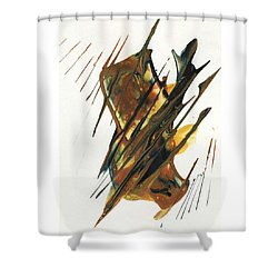 Untitled-13 Shower Curtain
