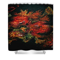 Untitled-134 Shower Curtain
