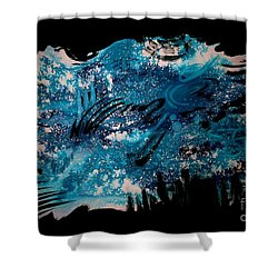 Untitled-141 Shower Curtain