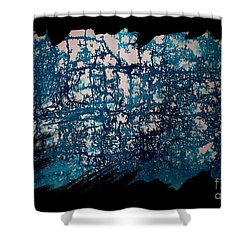 Untitled-143 Shower Curtain