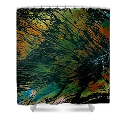 Untitled-145 Shower Curtain