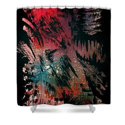 Untitled-150 Shower Curtain