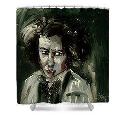 Untitled  - 26march2017 Shower Curtain by Jim Vance