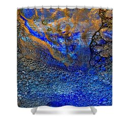 Untitled 28 Shower Curtain