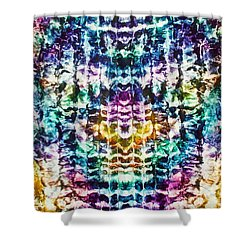 3-offspring While I Was On The Path To Perfection 3 Shower Curtain
