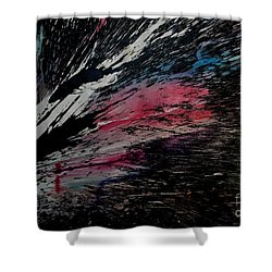 Untitled-53 Shower Curtain