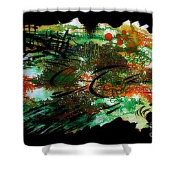Untitled-54 Shower Curtain
