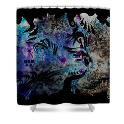 Untitled-62 Shower Curtain