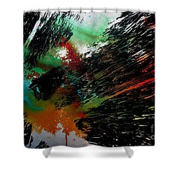 Untitled-63 Shower Curtain