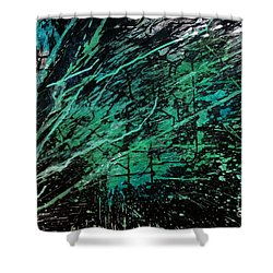 Untitled-65 Shower Curtain