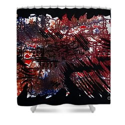Untitled-66 Shower Curtain