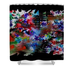 Untitled-69 Shower Curtain