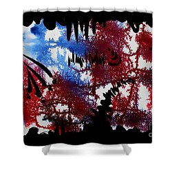 Untitled-72 Shower Curtain