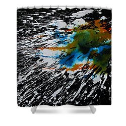 Untitled-73 Shower Curtain